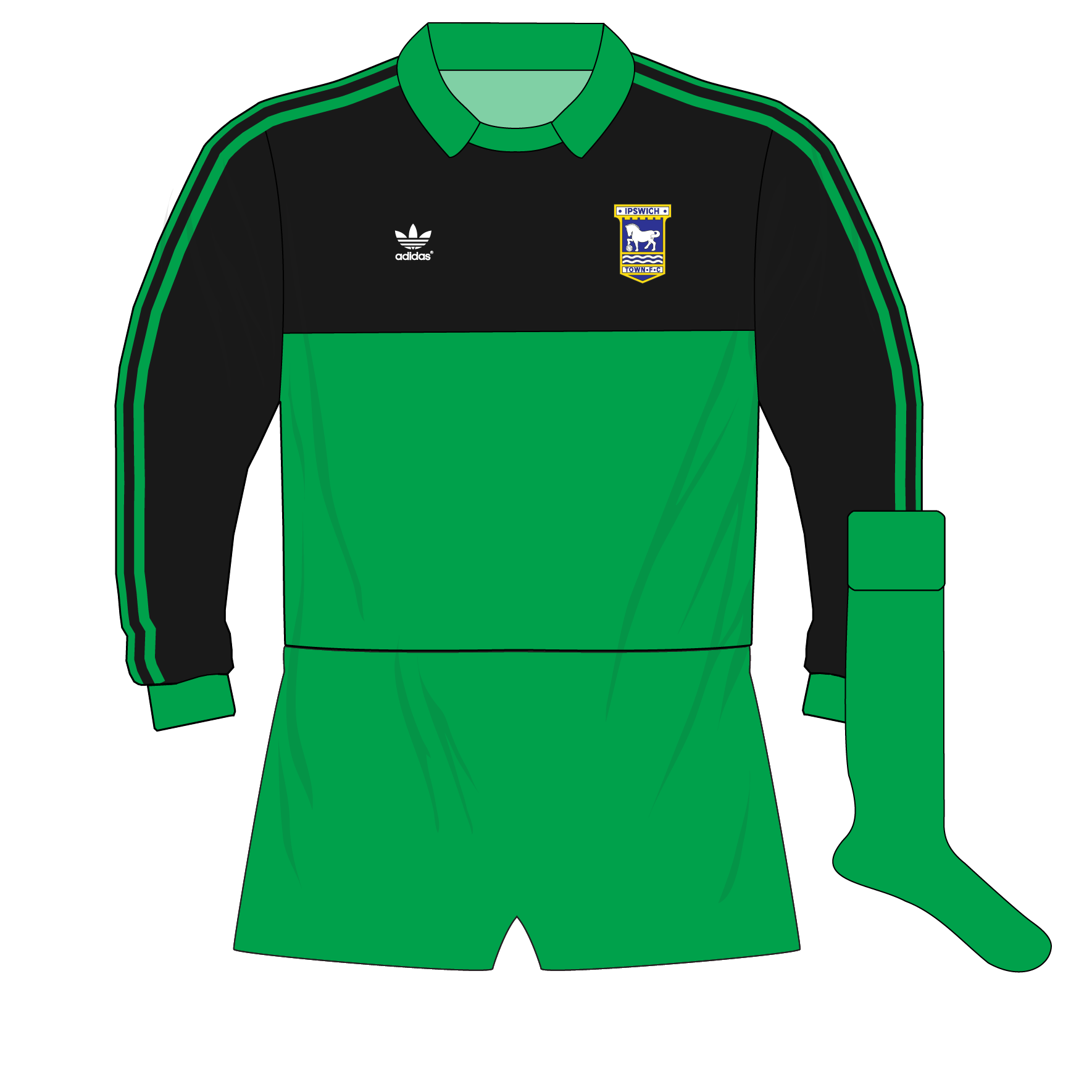 The evolution of adidas goalkeeper shirt designs – Part 1 ...