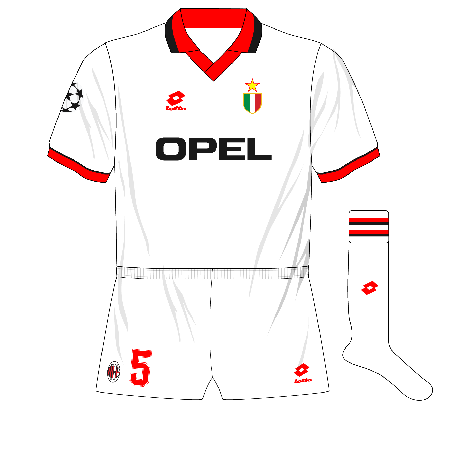 AC-Milan-1994-1995-white-Champions-League-away-kit-shirt