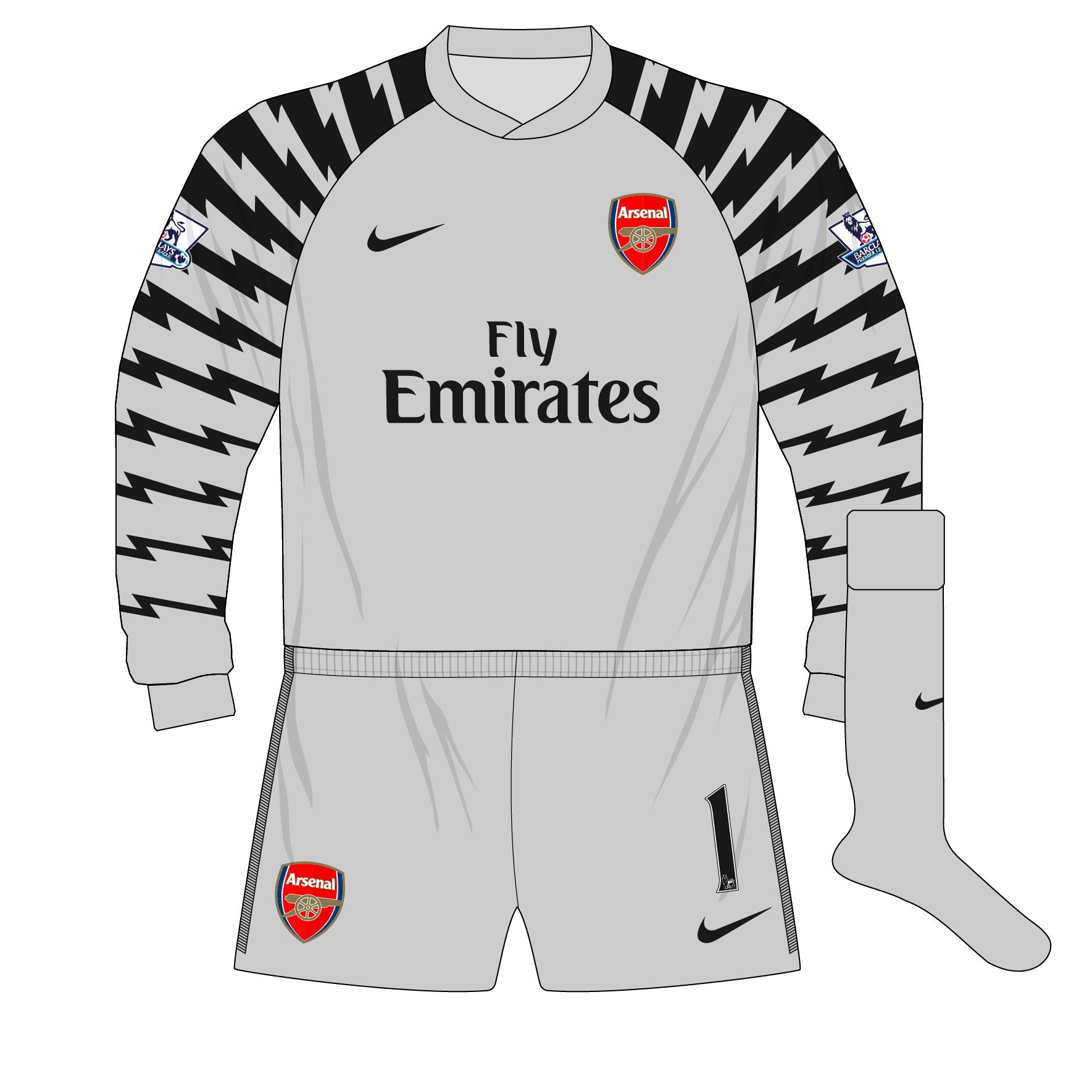 ae9b7748496 Arsenal-Nike-2010-2011-Grey-goalkeeper-shirt-kit-Almunia-01 – Museum ...