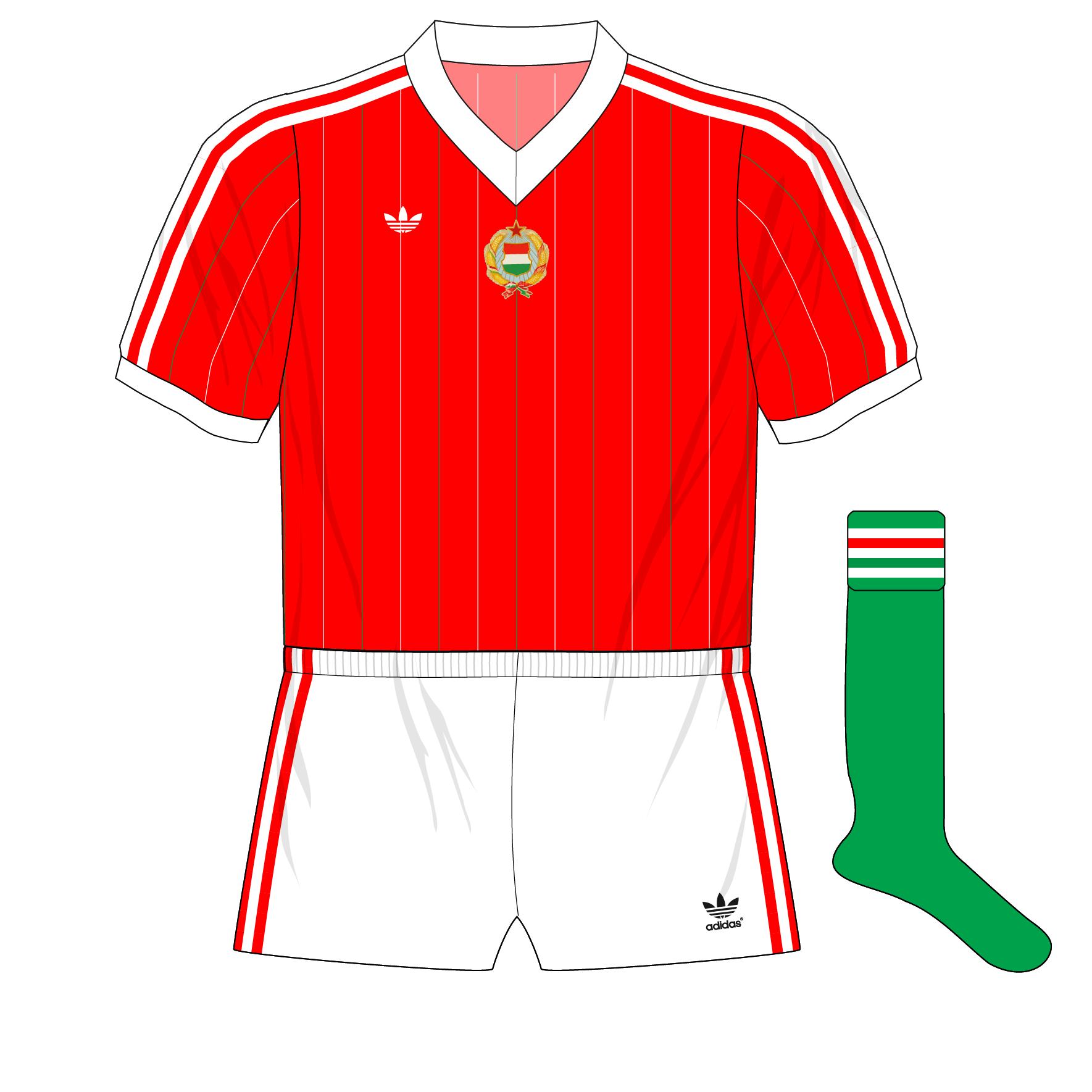 brand new 094e5 53c98 Hungary-adidas-1984-shirt-Netherlands-clash-01-01 – Museum ...