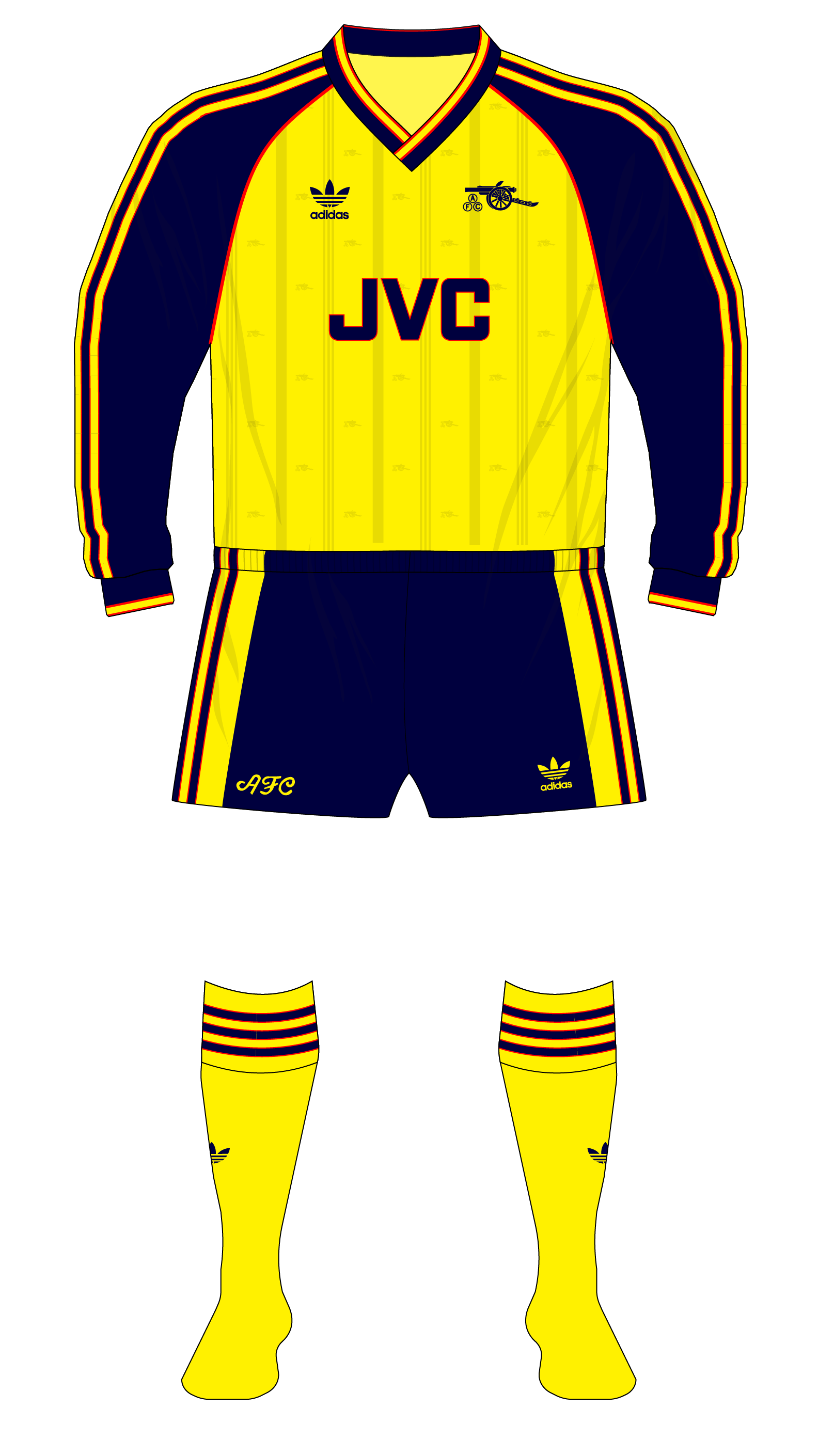 sale retailer bbc03 b3e53 Arsenal-1988-1991-adidas-away-kit-long-sleeves-France-01 ...