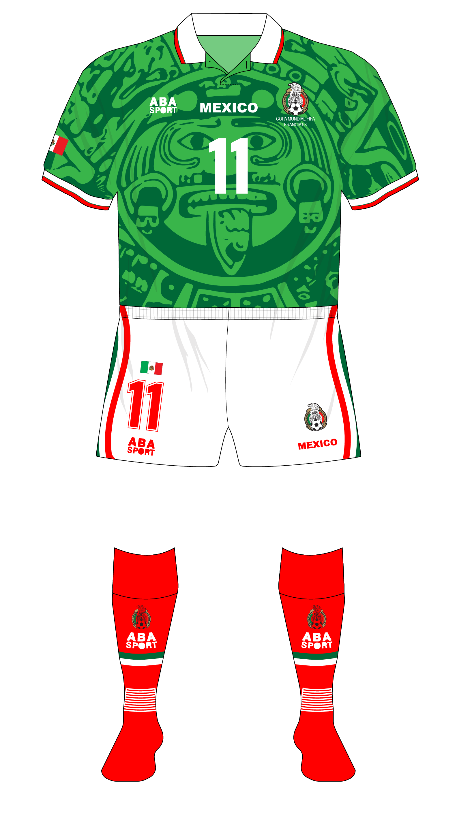 536029484 World Cup Classics – Mexico
