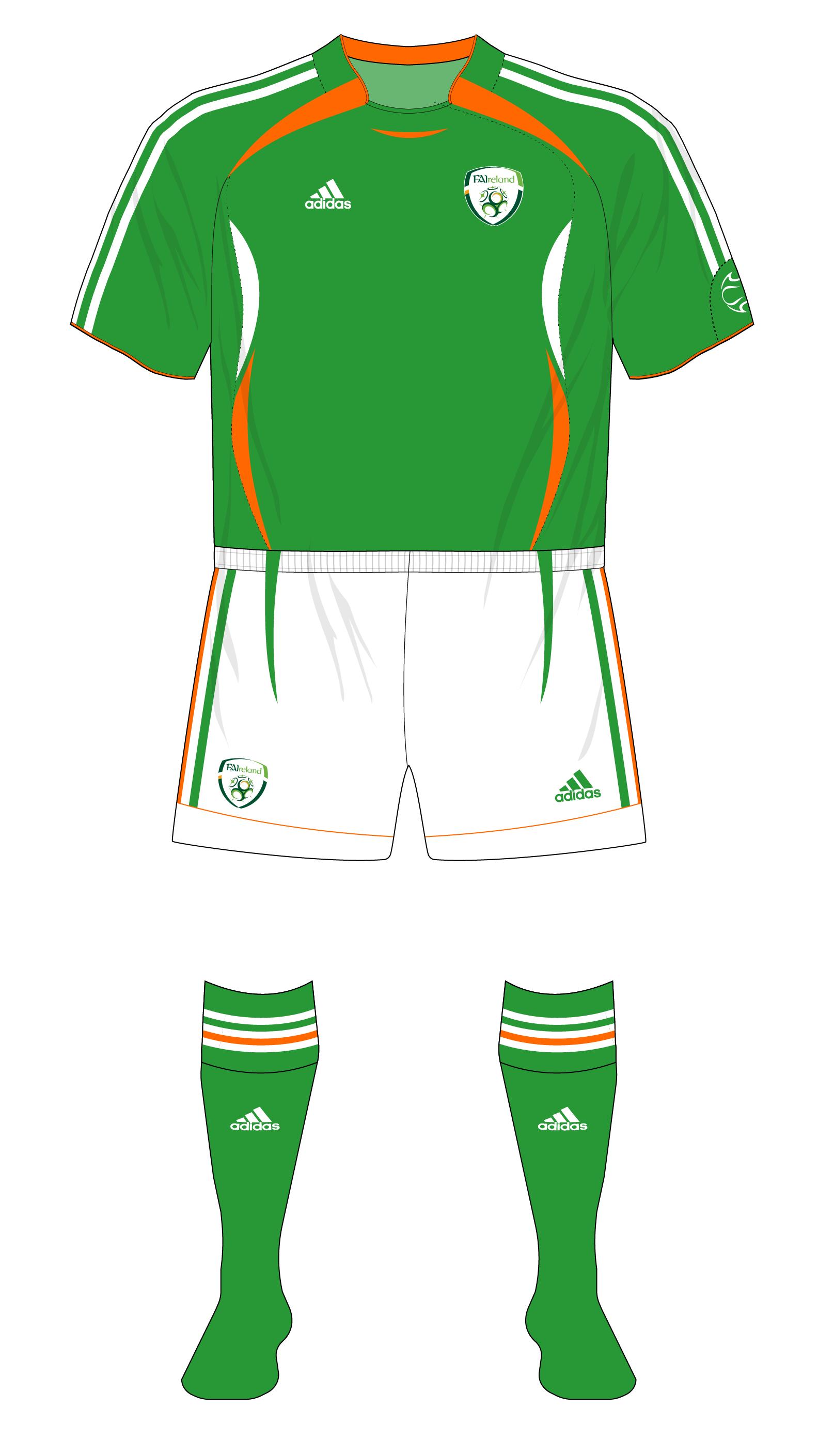 7fa4cad07 Fantasy Kit Friday - Republic of Ireland