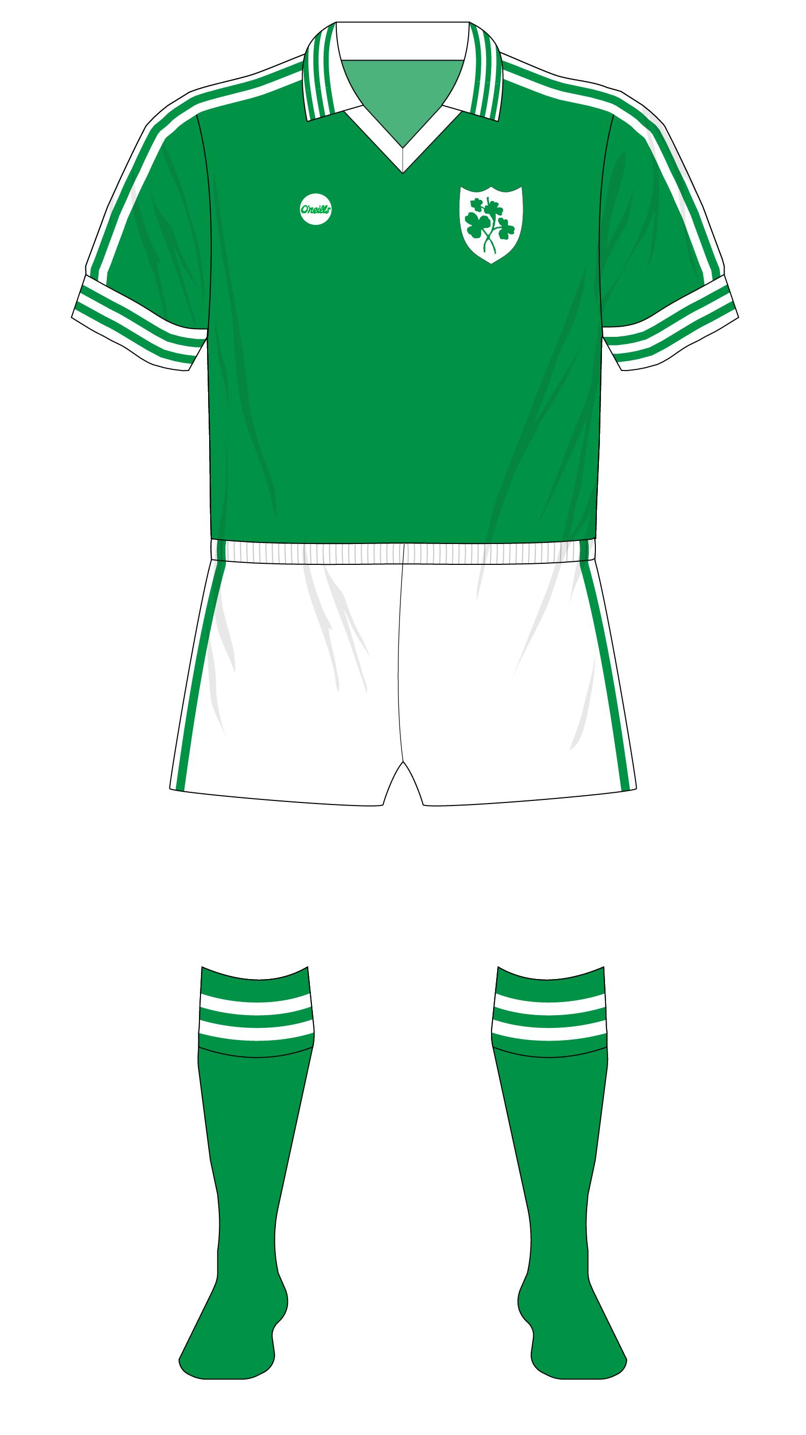 Cold War Classic no. 7 - Bulgaria v Republic of Ireland