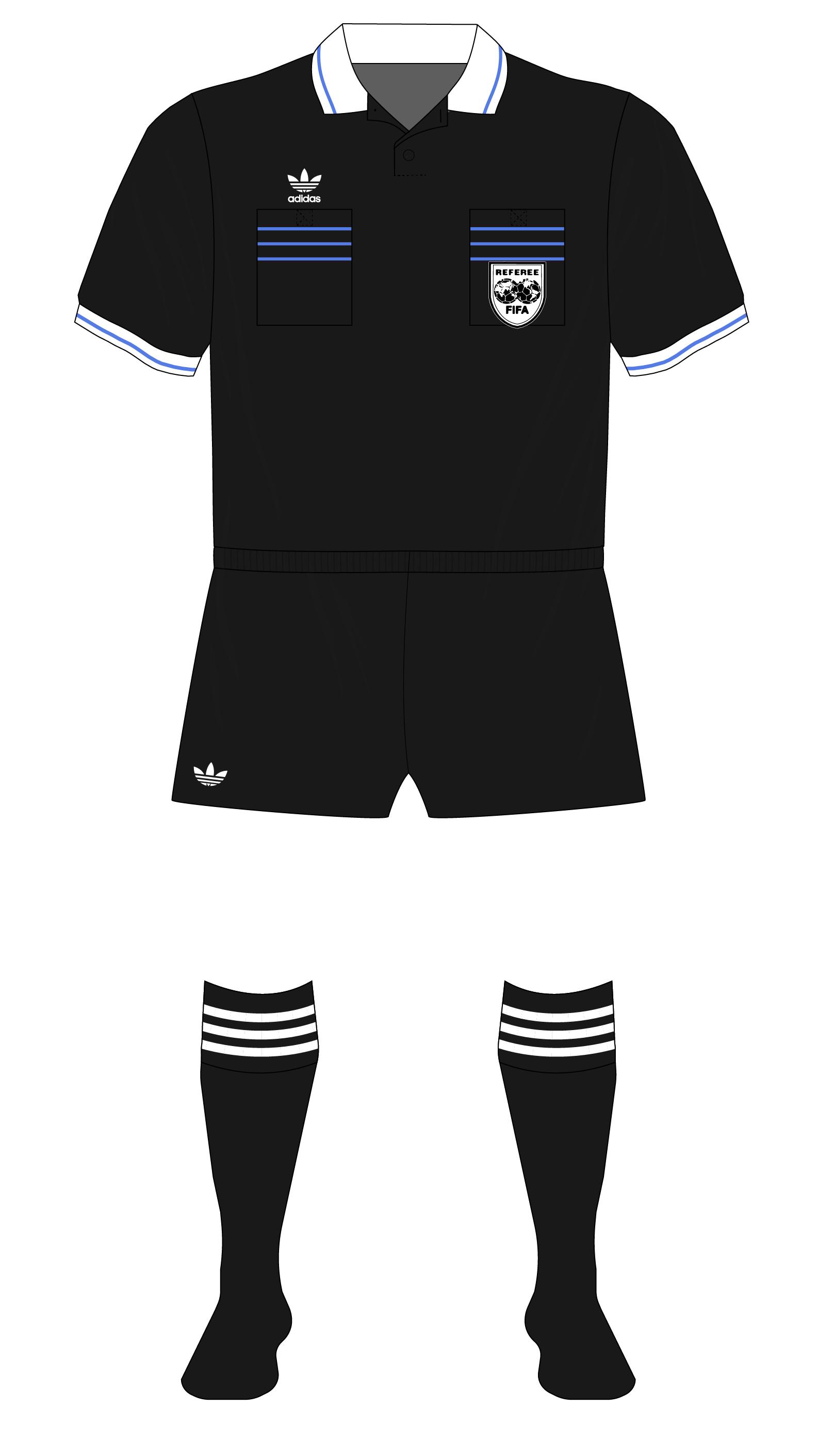 adidas-Referee-1990-black-short-sleeves-01 – Museum of Jerseys